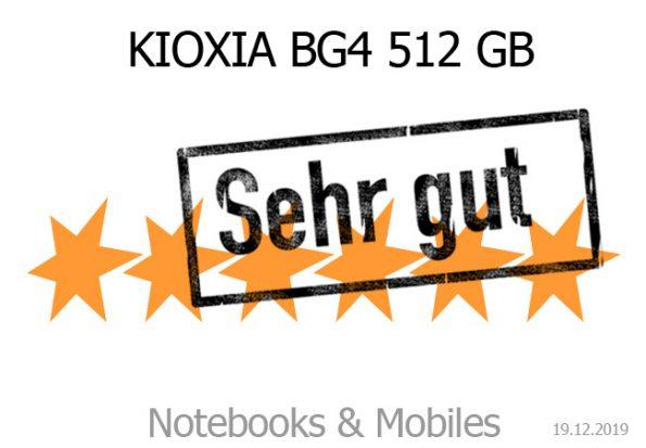 KIOXIA BG4