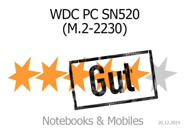 WDC PC SN520