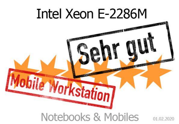 Intel Xeon E-2286M