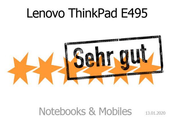 Lenovo ThinkPad E495