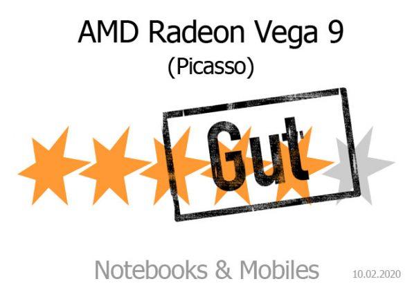 AMD Radeon Vega 9