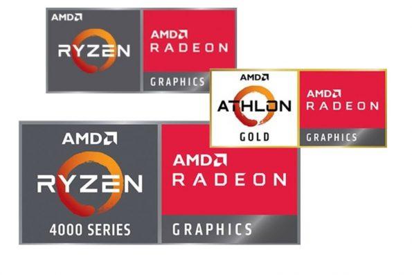 Logos AMD: Die besten AMD Notebooks.