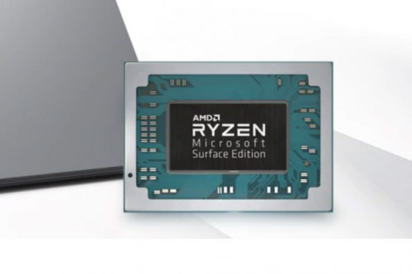 Bild AMD: AMD Radeon Vega 9.