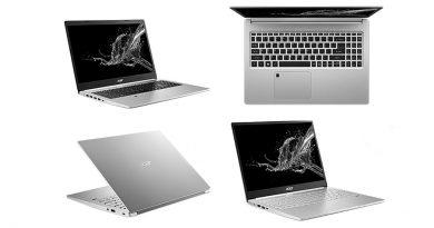 Bilder Acer: Acer Swift 3 und Aspire 5 mit AMD Ryzen 4000.