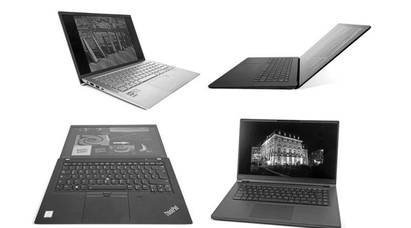 Laptops für Büroaufgaben