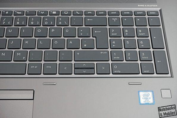 HP ZBook 17 G6