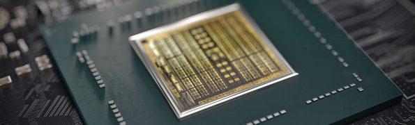 Bild Nvidia: Nvidia Quadro RTX 4000.