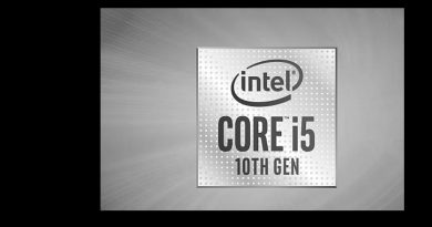 Bild Intel: Intel Core i5-10210U.