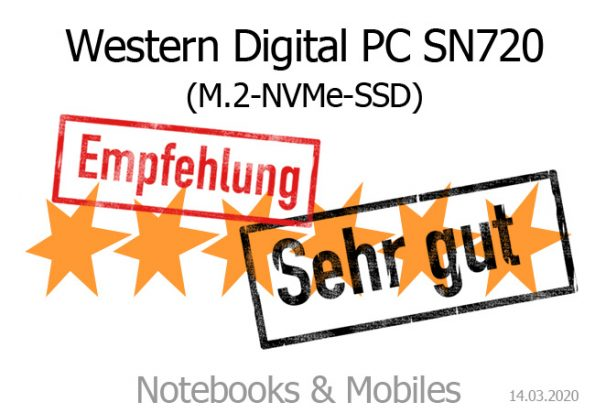 WDC PC SN720