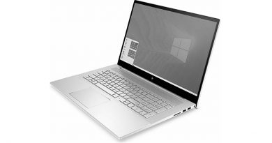 Bild HP: HP Envy Laptop 17