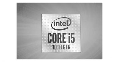 Bild Intel: Intel Core i5-1035G4.