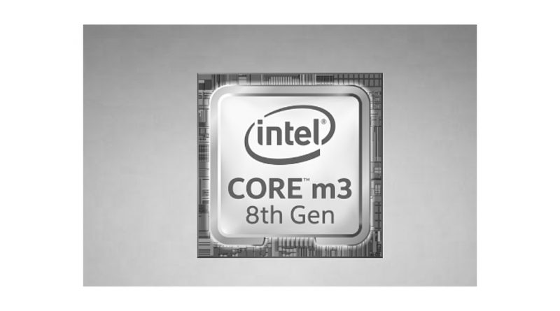Bild Intel: Intel Core m3-8100Y.