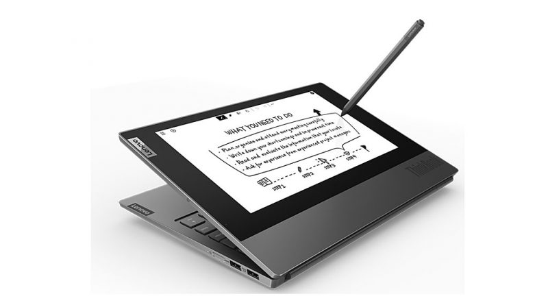 Bild Lenovo: ThinkBook Plus.