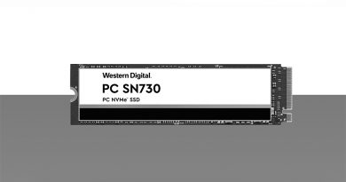 Western Digital WDC PC SN730 (M.2, PCIe, NVMe) im Test