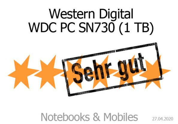 Western Digital SSD im Test