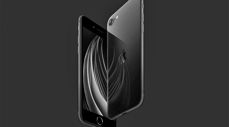 Bild Apple: iPhone SE