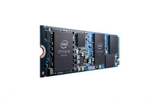 Bild Intel: Intel Optane.