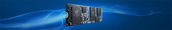 Bild Intel: Intel Optane Memory.