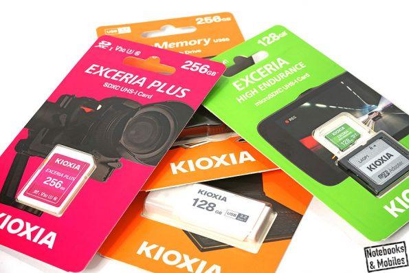 Aus Toshiba wurde KIOXIA