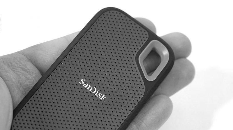 Sandisk IP55 SSD 1 TB
