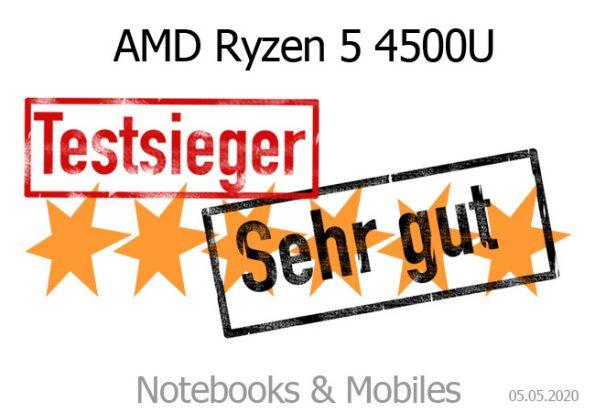 AMD Ryzen 5 4500U gegen Intel Core i5-10210U