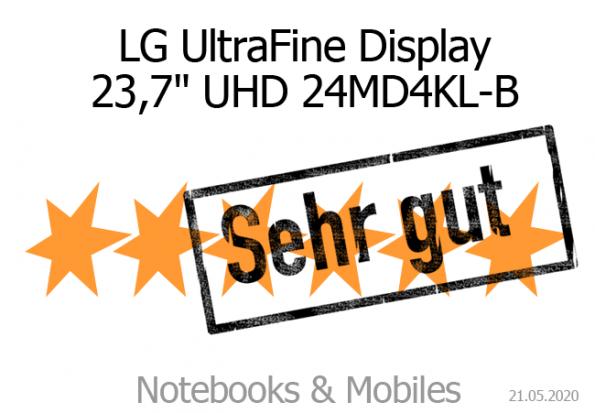 """LG UltraFine 23,7""""-Display für Macs"""