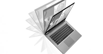Acer Spin 3 – Günstiges Laptop mit Thunderbolt 3