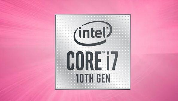 Bild Intel: Comet Lake.