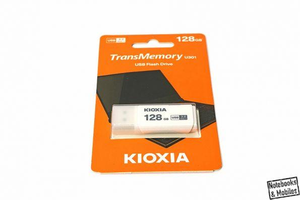 KIOXIA: USB-Stick für Alltagsaufgaben.