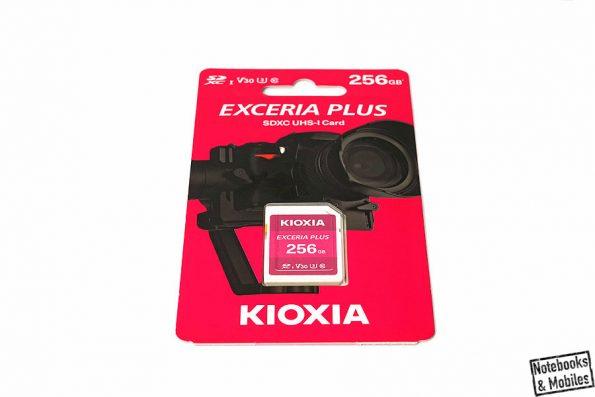 Exceria Plus: Speicherkarte mit 256 GB