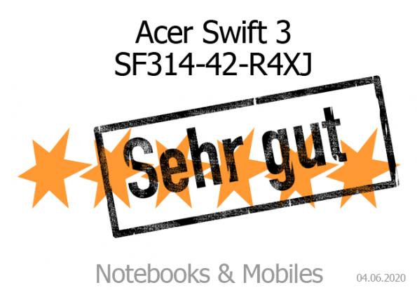 Acer Swift 3 SF314-42-R4XJ