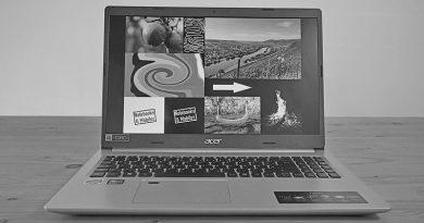 Acer Aspire 5 A515 mit AMD Ryzen 5 $500U