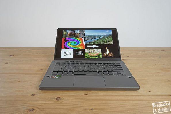 Asus ROG Zephyrus G14 GA401IU: Gaming-Laptop.