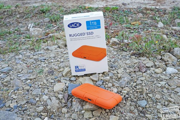 LaCie Rugged SSD 1 TB im Test bei Notebooks & Mobiles.