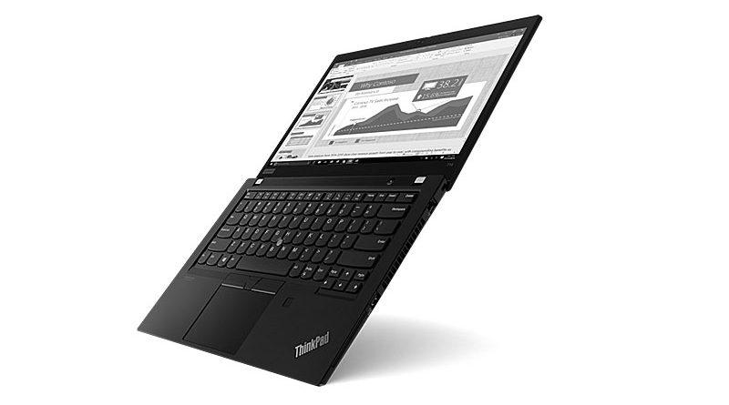 Bild Lenovo: Lenovo ThinkPad T14 AMD.