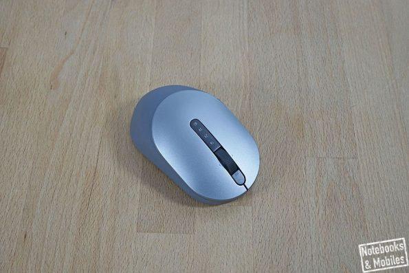 Dell Multi-Device Wireless-Maus und -Tastatur KM7120W
