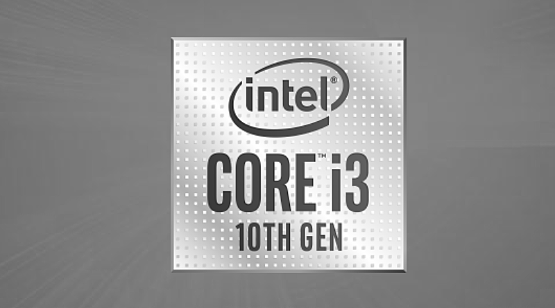 Bild Intel: Intel Core i3 der 10. Generation