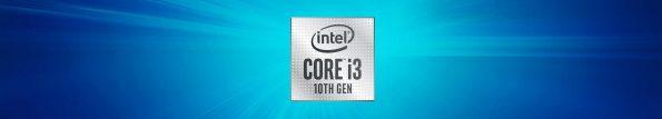 Bild Intel: i3 der 10. Generation.