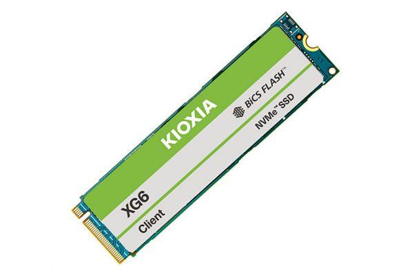 Bild KIOXIA: OEM-SSD KIOXIA XG6.