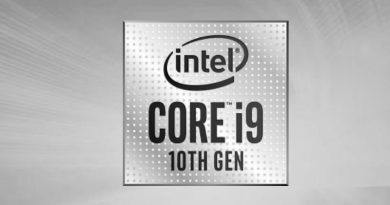 Bild Intel: Intel Core i9-10900.