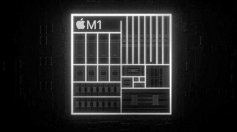 Bild Apple: Apple M1 im Test.