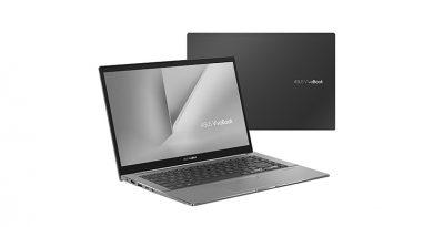 Asus renoviert VivoBook S14 (S433) & S15 (S513)