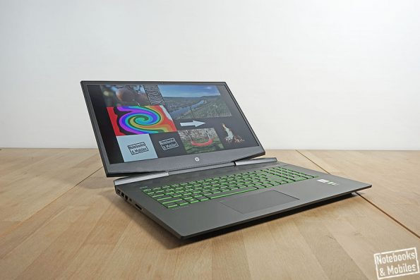 HP Pavilion Gaming Laptop 17