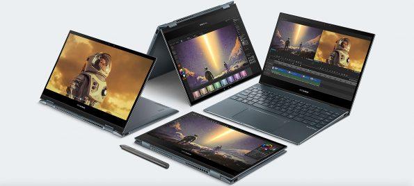 Bild Asus: Asus ZenBook Flip 13 UX363EA.