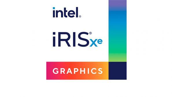 Bild Intel: Intel Iris Xe Graphics.