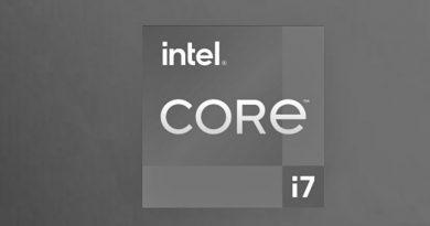 Bild Intel: Intel Core i7-1165G7.