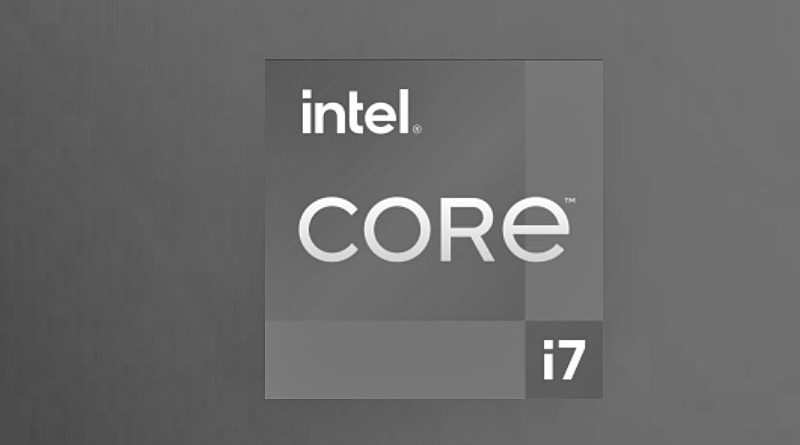 Bild Intel: Intel Core i7-1165G7.