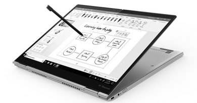 Bild Lenovo: ThinkPad X1 Titanium Yoga Gen1.